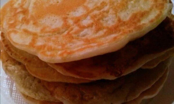 Nuova ricetta: Pancakes leggeri, dolci e salati!!!😉🤤😋